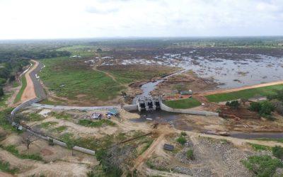 Vavuniya Suface Water Dam
