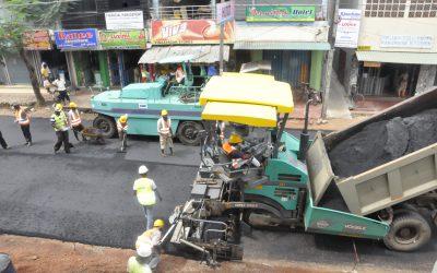 Vavuniya Council Roads