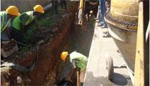 Civil Works for Transmission