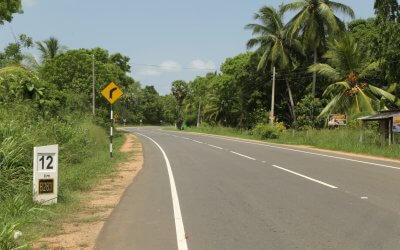 Ethakada-Etambagaskada-Tonigala Road (2 Packages)