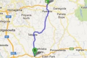 Galegedara-Horana Road – (0+000km-19+050km)