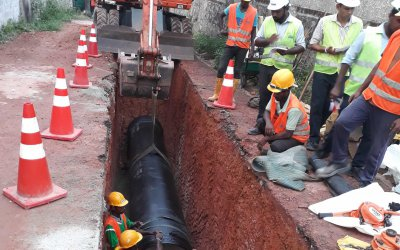 Kelani Right Bank Water Supply Project – Stage 2