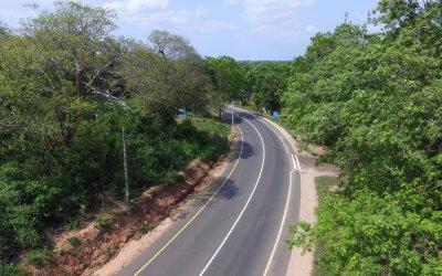 Medawachchiya – Kebithigollewa Road