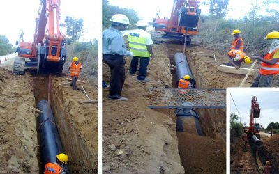 Murunkan-Mannar Water Supply Phase II