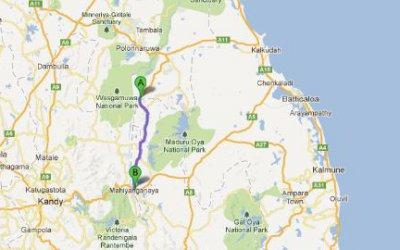 Rankethgama-Polonnaruwa Road – AB044