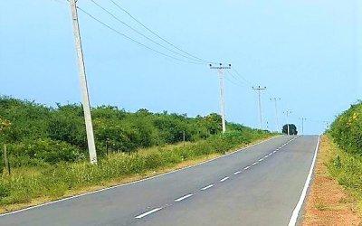 Weligatta Bundala Kirinda Road Project